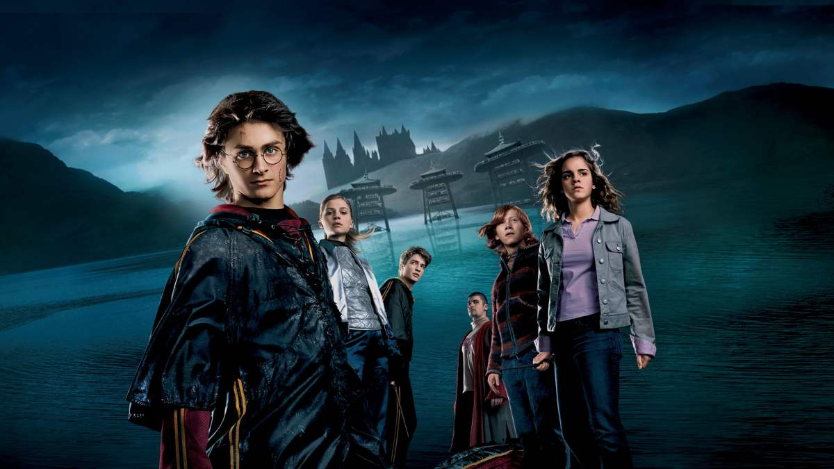 Quick Thoughts Harry Potter And The Goblet Of Fire 2005 Burning The Celluloid
